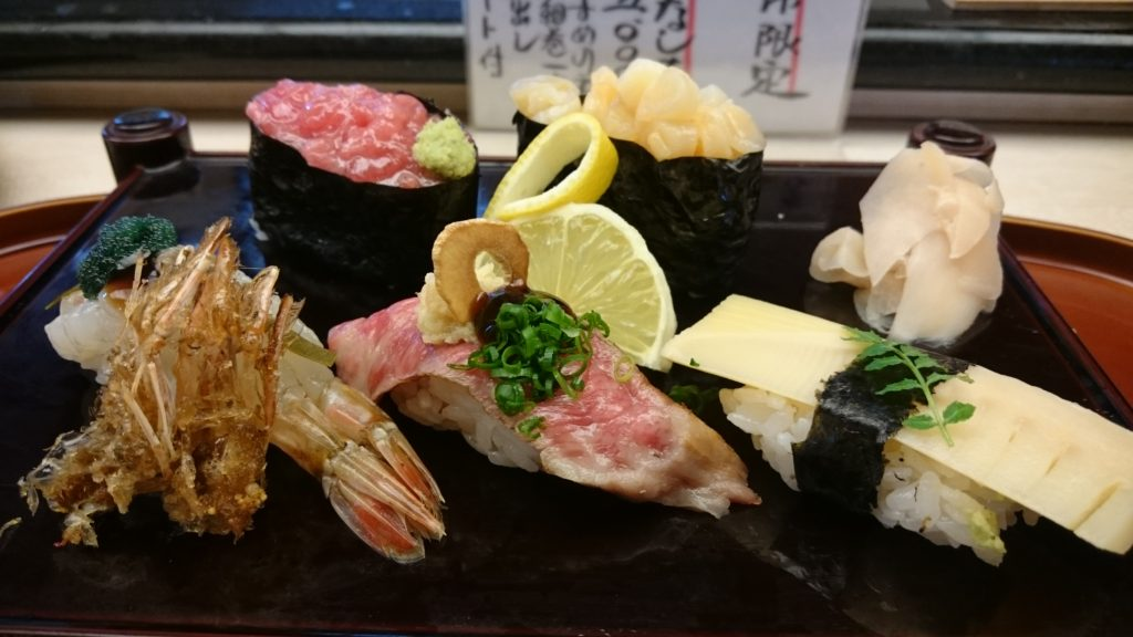 寿司割烹 醍醐